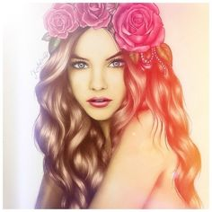 39 Ideas Cool Art Drawings Sketches Kristina Webb For 2019 Amazing Drawings, Beautiful Drawings, Cool Drawings, Drawing Sketches, Pencil Drawings, Amazing Art, Drawing Ideas, Drawing Tips, Drawing Hair