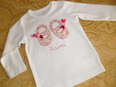 la sastrecilla valiente: camiseta barco niña