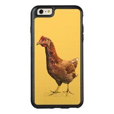 Red Hen Chicken OtterBox iPhone 6 Plus Case