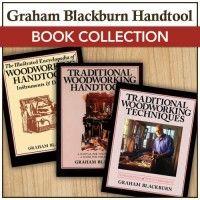 Graham Blackburn Handtool Book Collection | ShopWoodworking