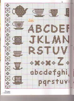 Gallery.ru / Фото #20 - libro del abc - geminiana