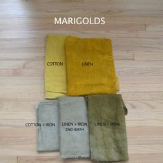 Natural Dye Fabric, Natural Dyeing, Fabric Dyeing Techniques, Fabric Stamping, Natural Clothing, How To Make Clothes, How To Dye Fabric, Flower Crafts, Linen Fabric