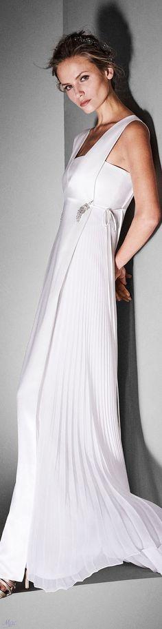 Fall 2017 Haute Couture Alberta Ferretti Limited Edition