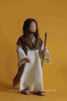 Biblische Erzählfigur - Jesus von Nazareth