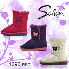 Dečije čizme sa šljokicama dostupne su u tri različite boje! Ponudu pogledajte na sledećem linku: http://shop.safran.rs/catalog/decija-obuca-4~pg4
