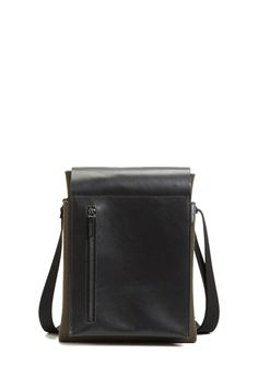 iPad messenger tabacco - Messenger Bags - Mens