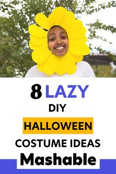 These D.I.Y. Halloween costumes require, at most, the skills of a precocious 6-year-old with access to a glue gun. Diy Halloween Costumes, Halloween Ideas, Lazy People, 6 Year Old, Easy Diy, Glue Gun, Group, Board, Glue Guns