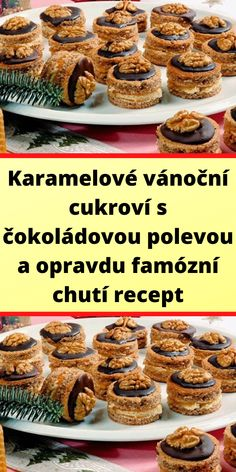 Christmas Goodies, Christmas Baking, Recipe Box, Biscotti, Bakery, Muffin, Dinner Recipes, Food And Drink, Cooking Recipes