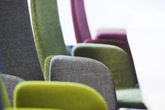 Sola conference chairs, designed by Antti Kotilainen. Sola chairs' careful finish, approachable form and various frame options mean that it easily fits into different types of spaces. Cad Symbol, Conference Chairs, Ral Colours, Contract Furniture, Hard Floor, Working Area, Spaces, Frame, Design