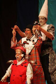 Parlapatões apresenta Clássicos do Circo. Participe!