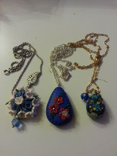 Niki jewelry ideas - collane fimo