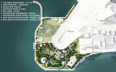 west kowloon cultural district park by west 8