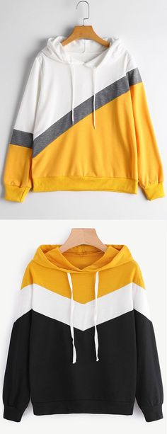 Up to 68% OFF! Contrast Drawstring Hoodie. Zaful,zaful.com,zaful fashion,tops,womens tops,outerwear,sweatshirts,hoodies,hoodies outfit,sweatshirts outfit,long sleeve tops,sweatshirts for teens,winter outfits,fall outfits,tops,sweatshirts for women,women's hoodies,womens sweatshirts,cute sweatshirts,floral hoodie,crop hoodies,oversized sweatshirt, halloween costumes,halloween,halloween outfits,halloween tops,halloween costume ideas. @zafulbikini Extra 10% OFF Code:zafulbikini