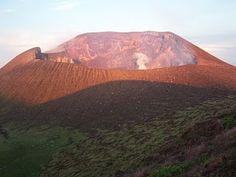 Sunrise at Volcano Telica, Leon- Nicaragua