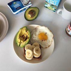 Healthy meals on a budget book 2017 18 Healthy Desayunos, Healthy Snacks, Healthy Eating, Healthy Recipes, Good Food, Yummy Food, Think Food, Food Goals, Cafe Food