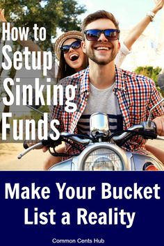 It's a funny name, but a sinking fund can make your budget finally work. You'll have no more surprise expenses, and you'll crush your debt because you'll pay cash for the things you want. Here's how to get started! #budget #sinkingfund #emergencyfund #savemoney #commoncentshub. Save Money On Groceries, Ways To Save Money, Money Tips, Money Saving Tips, How To Make Money, Sinking Funds, Saving For College, Budgeting Worksheets, Money Saving Challenge