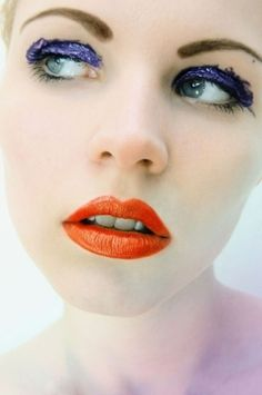 special make-up,beautiful