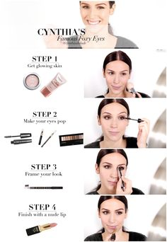 @cynthiadulude shares the steps to re-creating the smoky eyes seen on the TIFF 2015 red carpet.