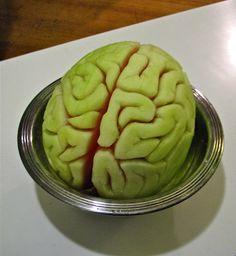Watermelon Brain. From laurafooteclark.com