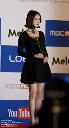 IU, love this gothic look