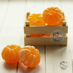 Tangerine soap / Мыло ручной работы. Ярмарка Мастеров - ручная работа. Купить Мыло натуральное