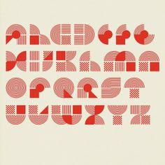 Typography by Vyacheslav Kirilenko of Astronaut Design