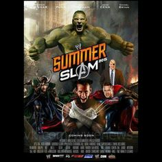 August 18th Come watch  the WWE Summer Slam PPV viewing party at Meemo Tapas on 10th Ave between 50th & 49th st.  Come enjoy for its FREE ENTRY but 21 & Over.  Order drinks, food, etc.  $10 beer pitchers. Buy 4 tapas get 1 free.  $25 All You Can Eat Wings. Doors open at 6:30pm & event starts at 8pm.  For more info or table reservations contact me 718-644-5078 or Sonny Sofrito 917-299-3321