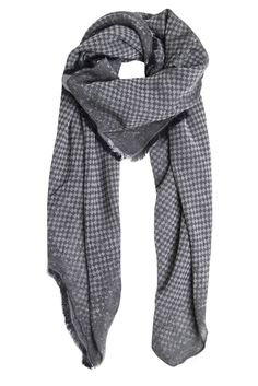 #Black #scarf in beautiful quality