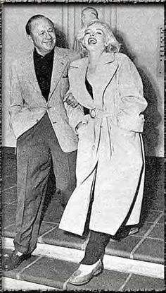 10/09/1953 Marilyn and Jack Benny
