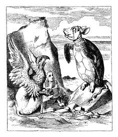 alice in wonderland original illustrations - Google Search