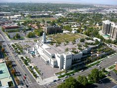 The LDS CONFERENCE CENTER was completed in 2000 and is believed to be the largest theater-style auditorium ever built.