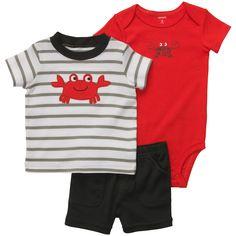 3-Piece Short Set | Baby Boy Sets