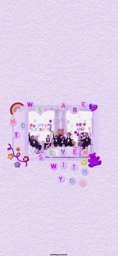K Pop Wallpaper, Iphone Wallpaper, Kawaii Wallpaper, Bts Jimin, Taekook, Bts Playlist, Bts Chibi, K Idol, I Love Bts