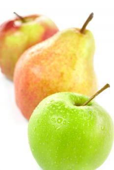 Ricetta frullato di mela e pera