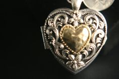 Heart Shaped Music Box Locket with Silver Necklace - Choose your song on Etsy, $90.00 Perfect valentines gift for ur girl