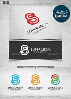 Super S  Logo Template — Vector EPS #modern #sharp • Available here → https://graphicriver.net/item/super-s-logo-template/10376434?ref=pxcr