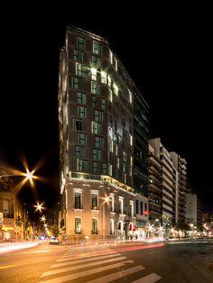 Y111 Hotel by Estudio FWAP Arquitectos | Cordoba, Cordoba, Argentina