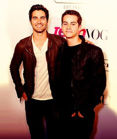 oh. my. god. im in love with both of them.