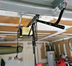 Garage Door Opener Screw Drive Troubleshooting