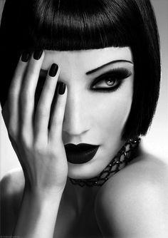 Makeup Forever Campaign (edited via Magalia)    ROLL IT!|FB