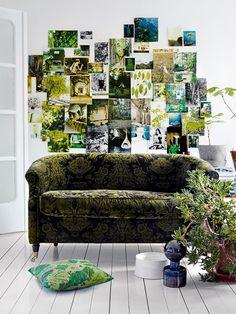 Green Inspiration - Elle Interior Sweden