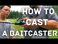 My last how to cast a baitcaster video was full of production mistakes so when my Nephew asked me to teach him how to cast a baitcaster I jumped at the oppor. Trout Fishing Tips, Bass Fishing Tips, Fishing Rigs, Fishing Shirts, Walleye Fishing, Fishing Stuff, Carp Fishing, Ice Fishing, Saltwater Fishing