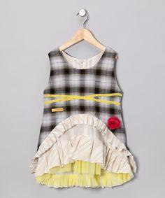 Yellow Beatrice Dress - Infant, Toddler & Girls