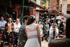DIY: Saída dos noivos