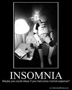 Star Wars Insonmia...