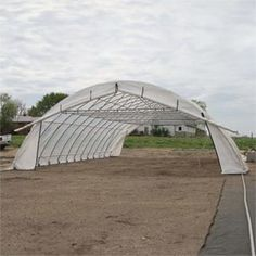 Make crop rotation easy and avoid soil nutrient depletion with Rolling Premium Round Style High Tunnels from Growers Supply. They include triple-zippered end panels, roll-up sides, 4 inch rafter spacing and triple-galvanized structural steel tubing.