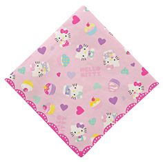 Clean up smears of frosting or spilled punch in a snap with these festive Hello Kitty party napkins. Party Napkins, Party Plates, Napkins Set, Chat Hello Kitty, Hello Kitty Photos, 1st Birthday Parties, It's Your Birthday, Birthday Ideas, Hello Kitty Cupcakes