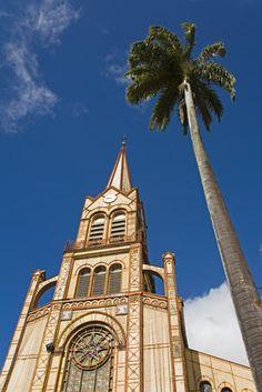 Saint-Louis Cathedral, Martinique