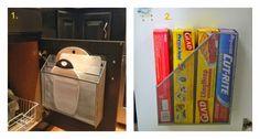 Diferentes usos para un archivador | Decorar tu casa es facilisimo.com