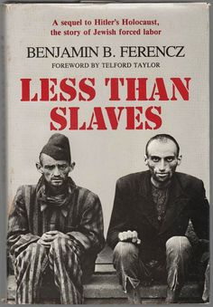Less Than Slaves by Benjamin B Ferrencethe story by LilliaMeadow